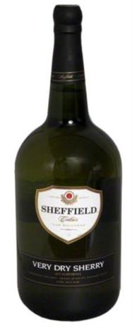 Sheffield Cellars Sherry Very Dry
